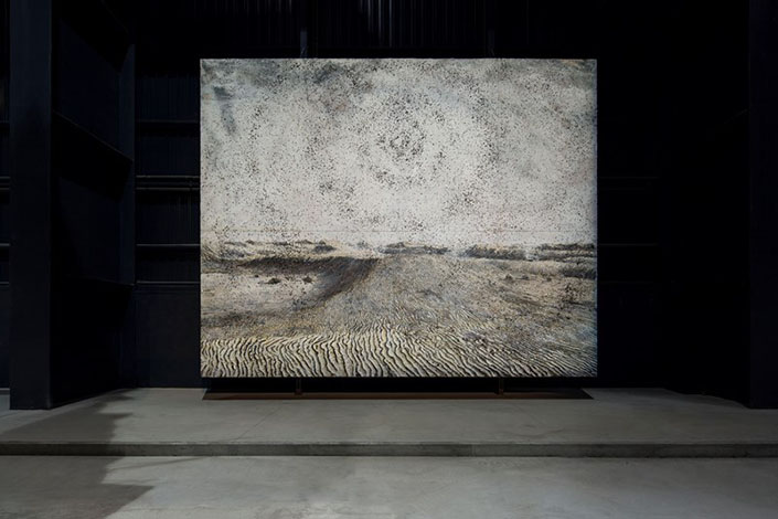 Anselm Kiefer Cette obscure clarté qui tombe des étoiles, 2011. Courtesy Galleria Lia Rumma, Milano/Napoli, e Pirelli HangarBicocca, Milano. Foto: Agostino Osio.