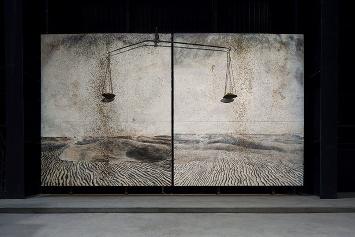 Anselm Kiefer Alchemie, 2012 Courtesy Galleria Lia Rumma, Milan/Naples, and Pirelli HangarBicocca, Milan. Photo: Agostino Osio.