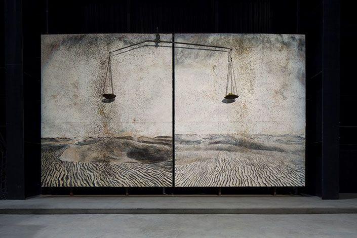 Anselm Kiefer Alchemie, 2012 Courtesy Galleria Lia Rumma, Milano/Napoli, e Pirelli HangarBicocca, Milano. Foto: Agostino Osio.