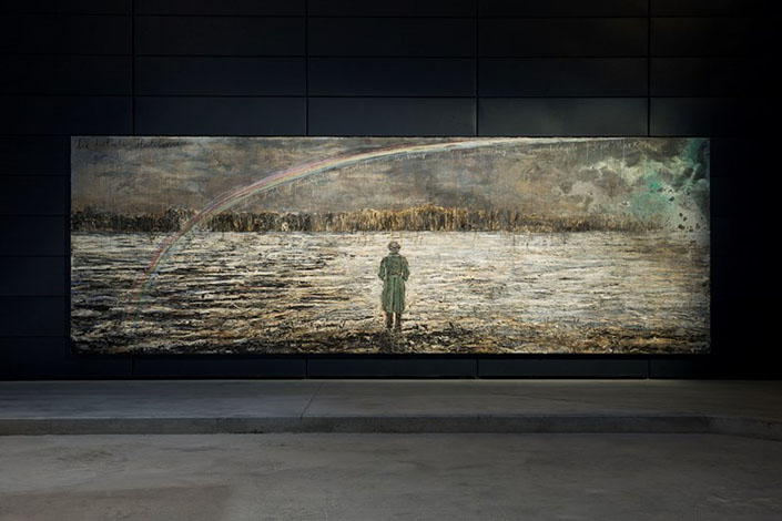 Anselm Kiefer Die Deutsche Heilslinie, 2012-2013 Courtesy Galleria Lia Rumma, Milan/Naples, and Pirelli HangarBicocca, Milan. Photo: Agostino Osio.