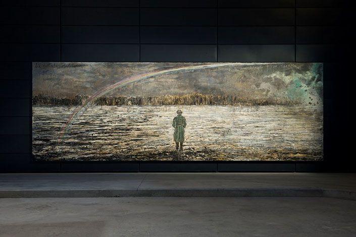 Anselm Kiefer Die Deutsche Heilslinie, 2012-2013 Courtesy Galleria Lia Rumma, Milano/Napoli, e Pirelli HangarBicocca, Milano.