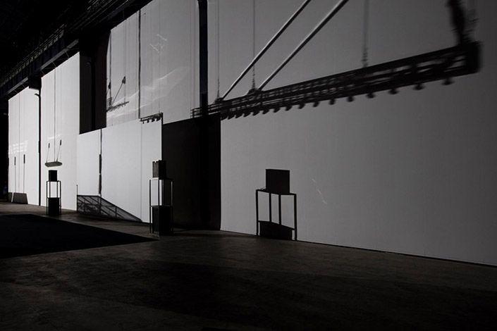Philippe Parreno Another Day with Another Sun, 2014 (In collaborazione con Liam Gillick) Courtesy dell'artista; Pilar Corrias Gallery; Gladstone Gallery; Esther Schipper; Pirelli HangarBicocca, Milano. Foto; Andrea Rossetti