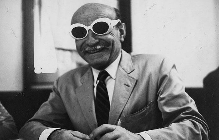 Lucio Fontana. © Fondazione Lucio Fontana