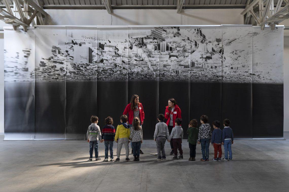 Courtesy Pirelli HangarBicocca, Milano. Foto: Lorenzo Palmieri.