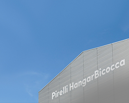 PIRELLI <br>HANGARBICOCCA <br>PRESS AREA