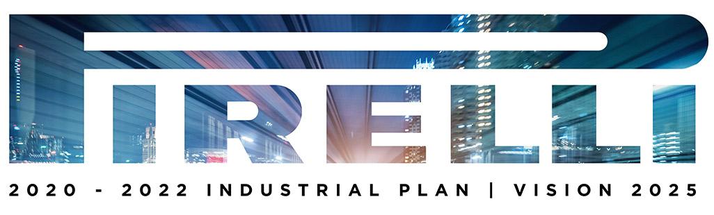Logo Pirelli Industrial plan