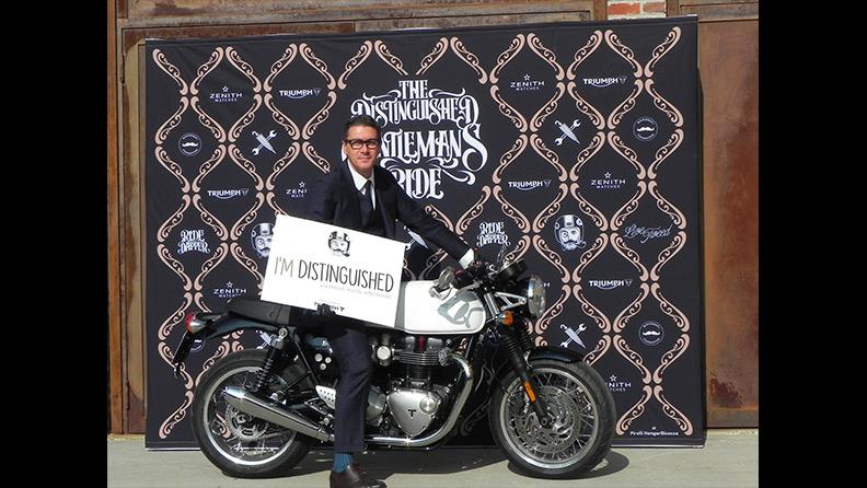 Distinguished Gentleman's Ride 2016 01