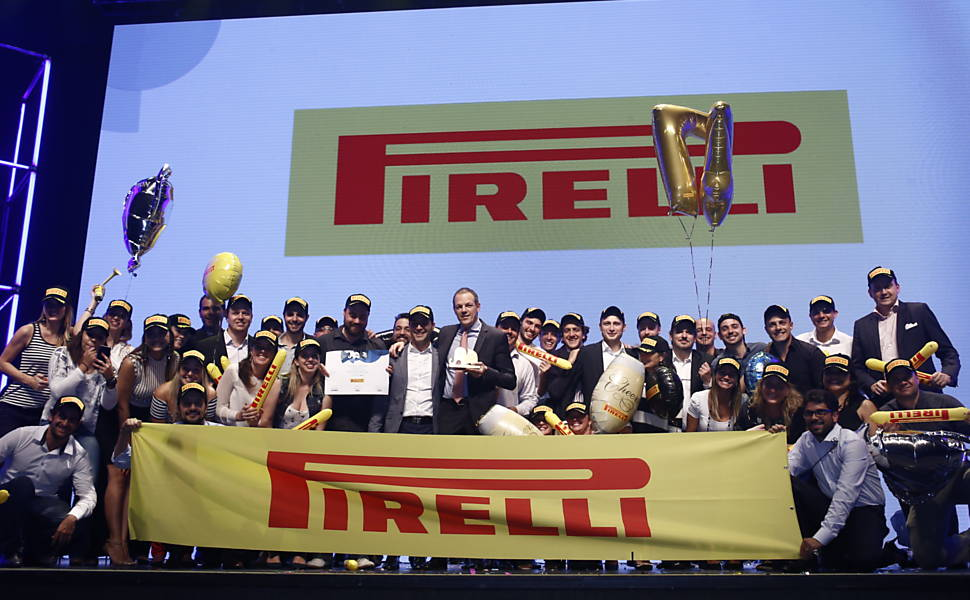 Pirelli é sempre Top of Mind no Brasil! 02