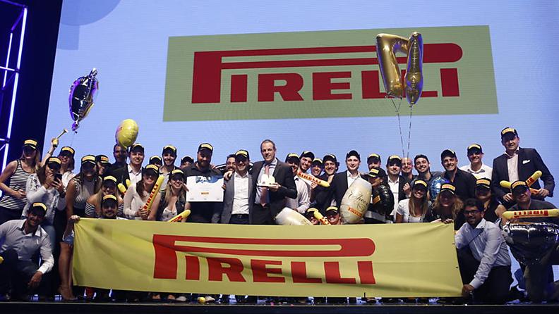In Brazil, Pirelli is always Top of Mind! 02