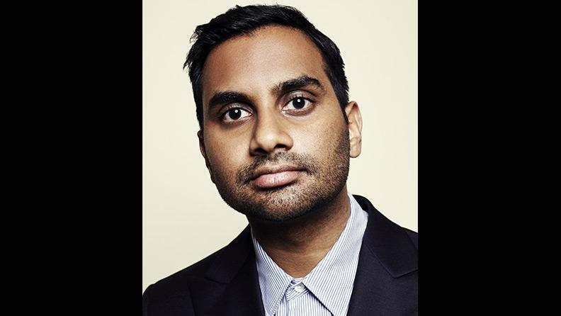 Aziz Ansari stå upp online dating