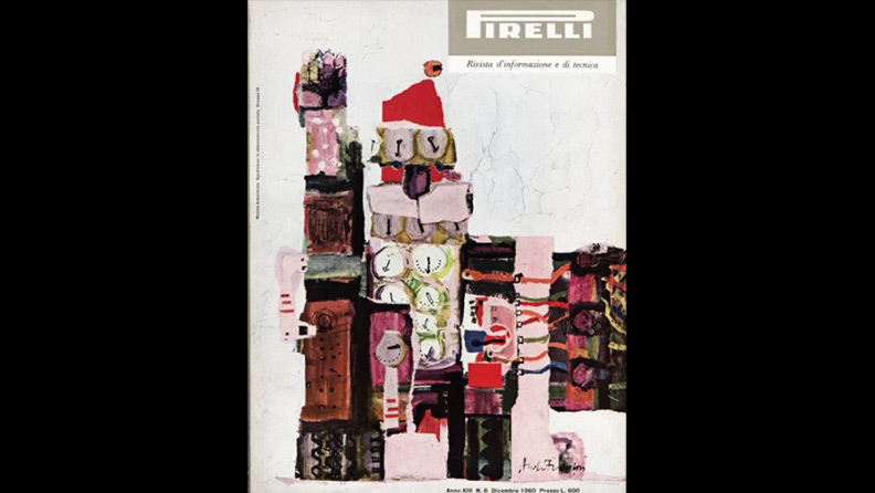 Christmas told by the Pirelli magazine big name writers 07