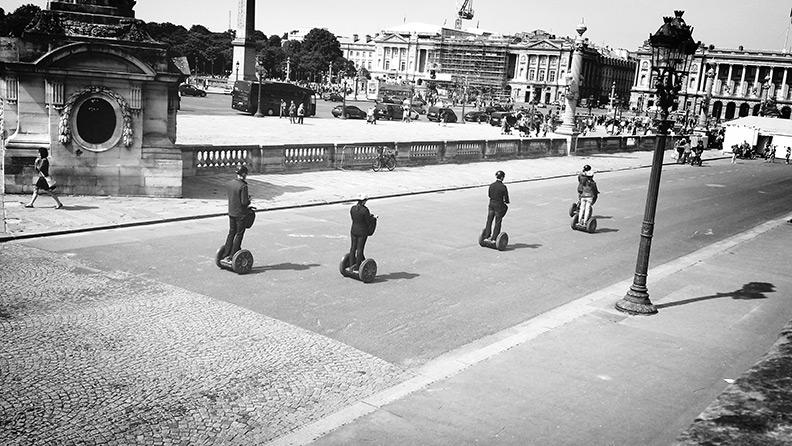 Monopattini, segway, scooter e hoverboard: i mezzi per l'ultimo miglio 1