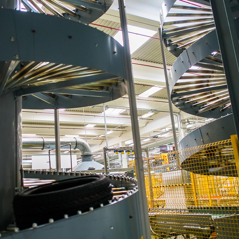 Industry 4 0 e next mirs a settimo torinese la fabbrica for Pirelli settimo torinese