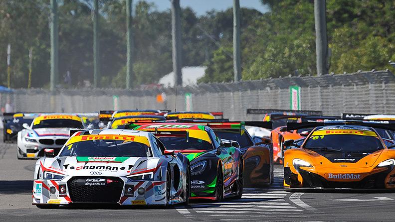 Pirelli's commitment to motor racing