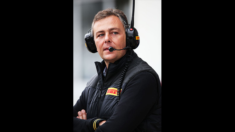 Five questions to Mario Isola, Pirelli racing manager 01
