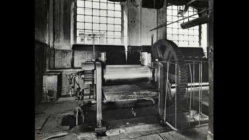 Memorie delle macchine e attualità dell'industria