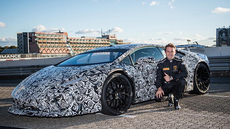 Pirelli segna con Lamborghini il nuovo record del Nürburgrind 02
