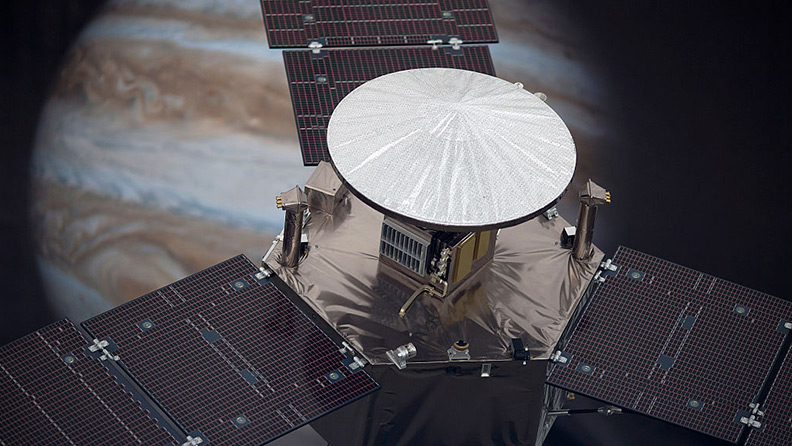 Juno: viaggio alla scoperta della sonda spaziale 1