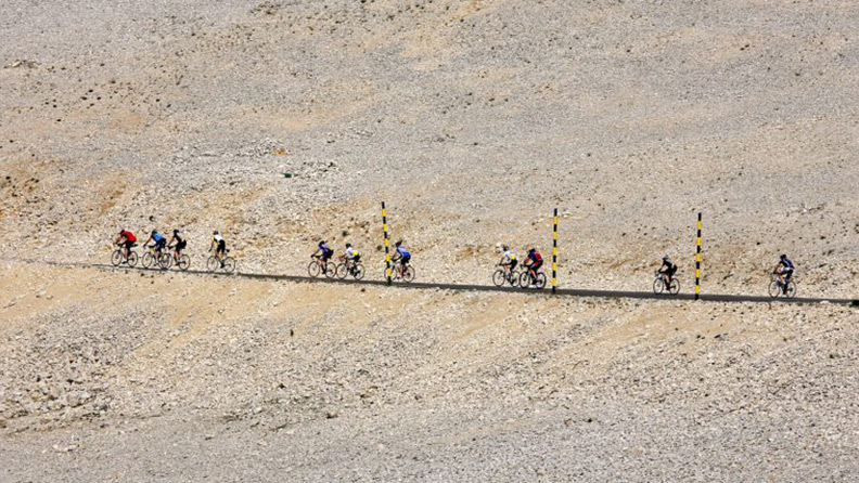 Memories from Mont Ventoux  04