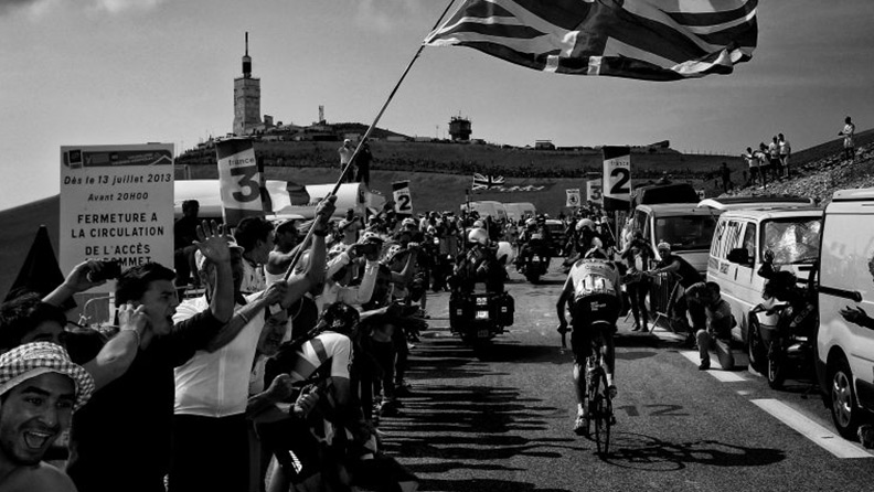 Memories from Mont Ventoux  06