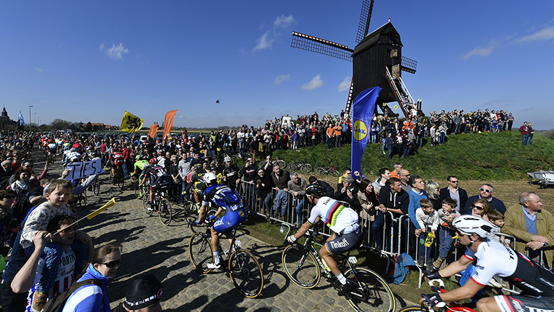 The Epic Tour of Flanders 1