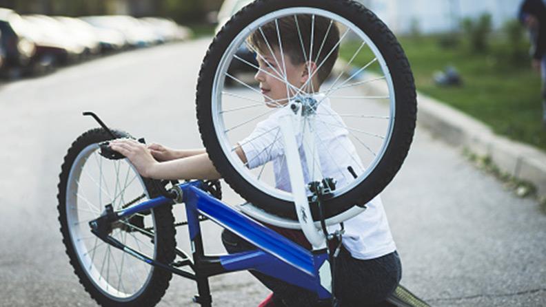 Chainless S1, in bici senza catene e con due ruote sterzanti 1