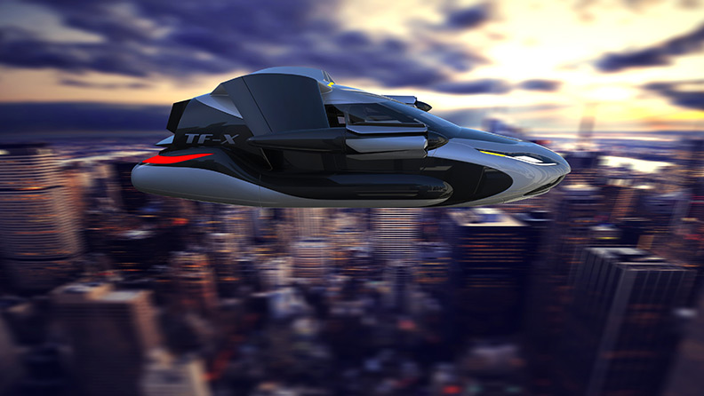 Flying cars: closer than you think 2