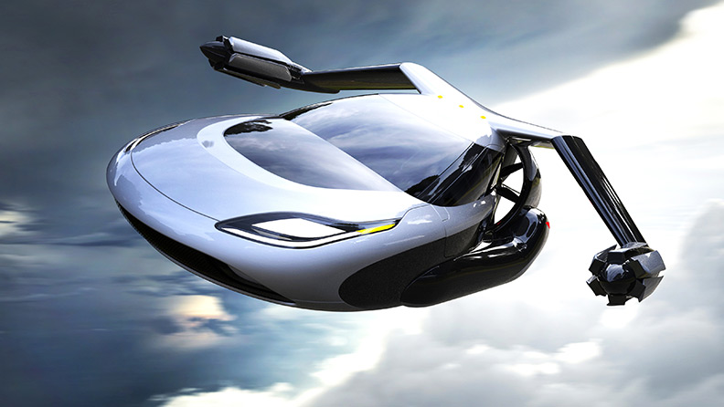 Flying cars: closer than you think 1