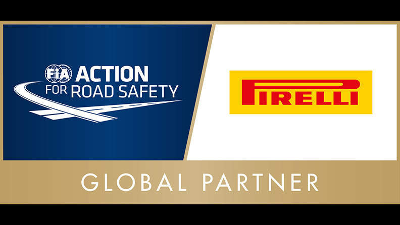 Pirelli and FIA acting globally for road safety 01