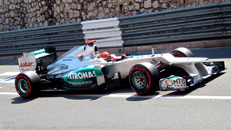 I re rientranti con Pirelli 08