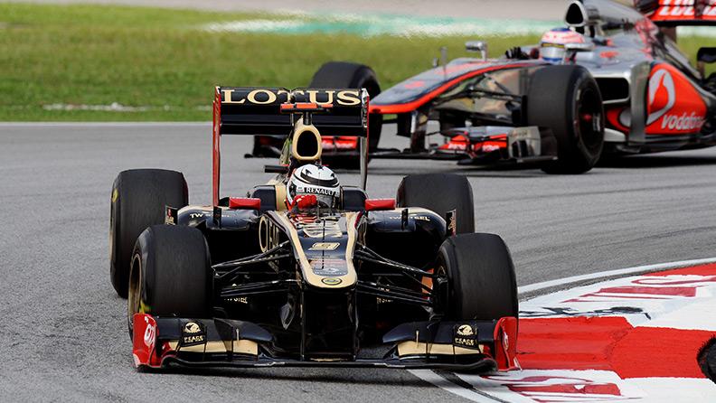 I re rientranti con Pirelli 02
