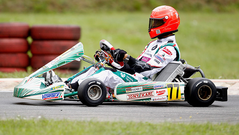 Kart before the horsepower 02