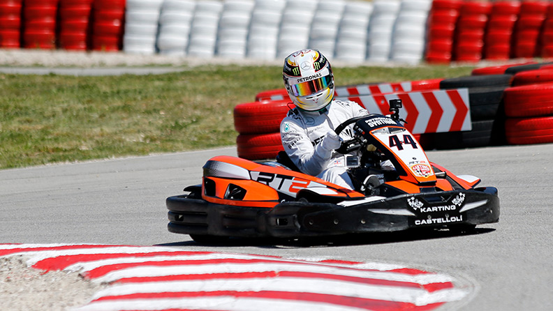 Kart before the horsepower 01