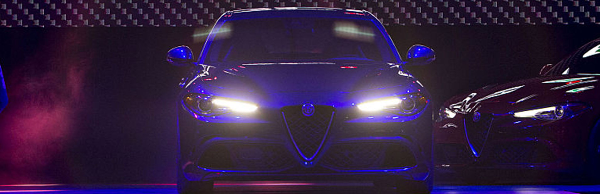 Alfa Romeo Giulia Quadrifoglio The New Flagship And Pirelli P Zero Rear Axle Corsa