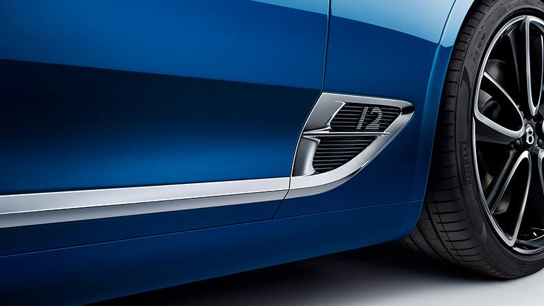 Partner nell'eccellenza: Pirelli e Bentley 02