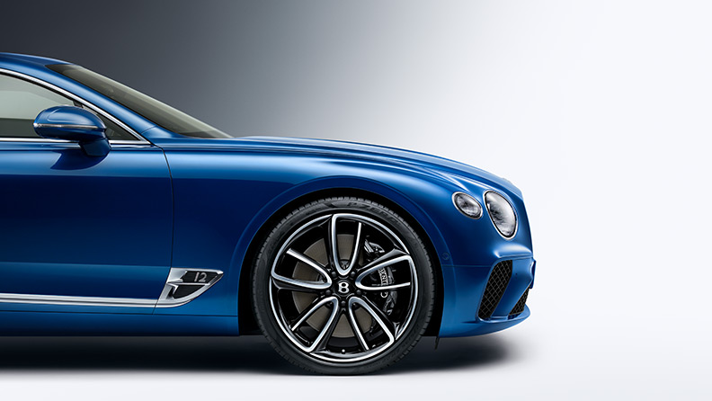 Partner nell'eccellenza: Pirelli e Bentley 03