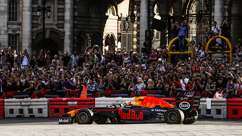 Formula 1's new fan-friendly era