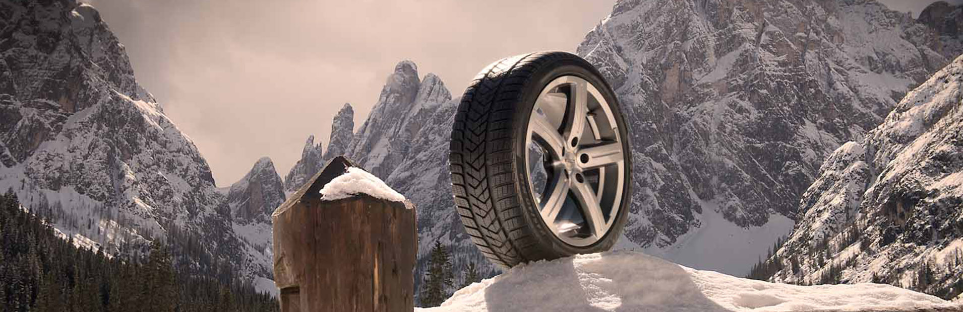 7e4ed80679 Winter Tyres  ideal for snow and... Santa Claus!