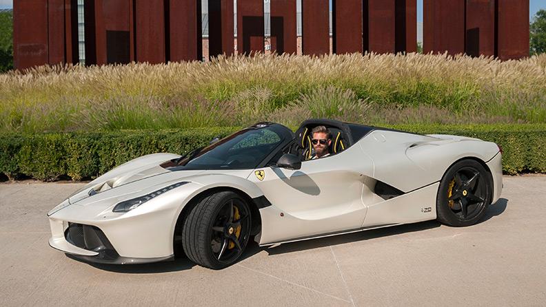 Il cacciatore di Ferrari 1