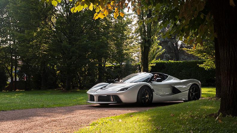 Il cacciatore di Ferrari 4