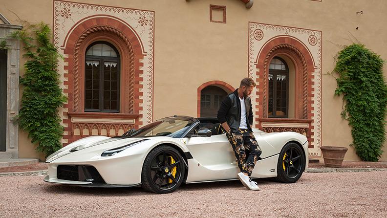 Il cacciatore di Ferrari 7
