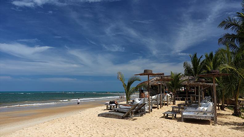 As melhores praias de luxo do Brasil