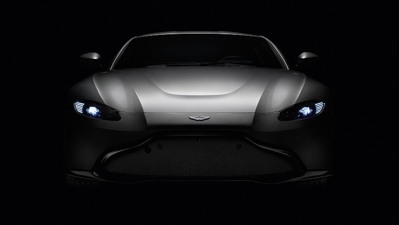 New Aston Martin Vantage to utilise Pirelli P Zero tyres 03