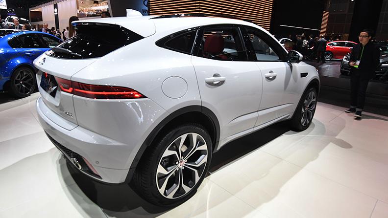 Conheça o novo Jaguar E-Pace