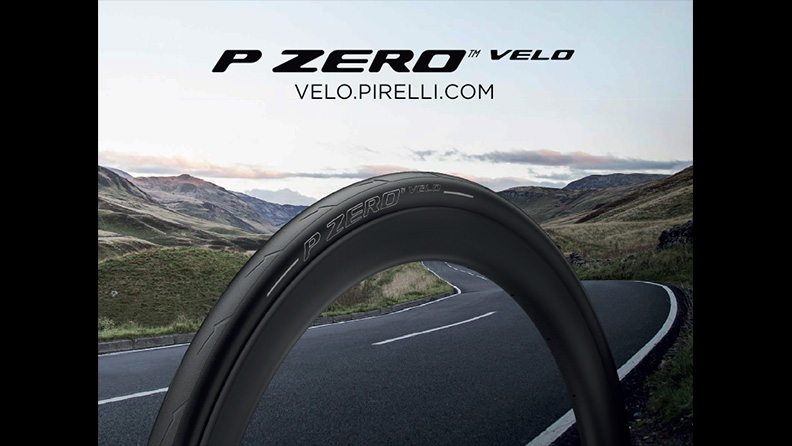 PZero Velo bike tyres: how to choose (and buy) them. Now also online 01