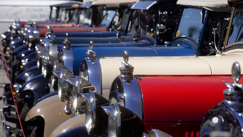 Os mais belos museus de automóveis vintage no Brasil