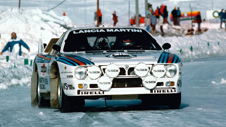 How to go quickly on Rallye Monte-Carlo… by stopping