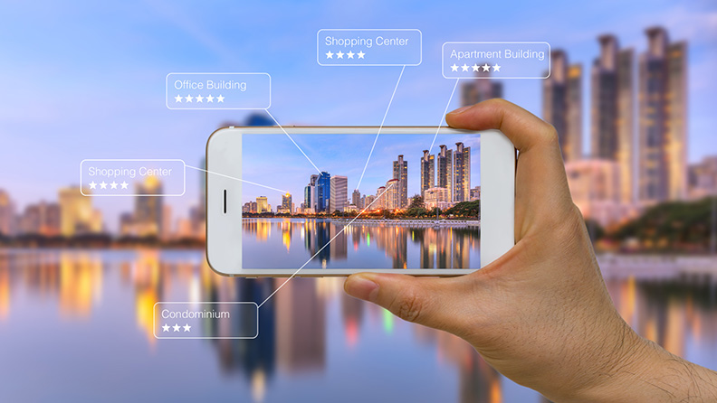 Augmented reality and virtual reality: what's the difference?