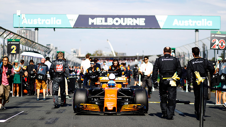 Australian Grand Prix: when the starters are as good as the main course