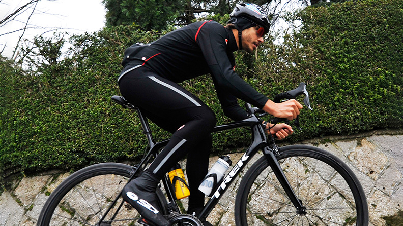 A triathlete for Pirelli 02